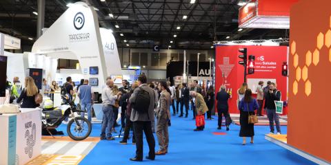Trafic 2019, el Salón Internacional de la Movilidad Segura y Sostenible