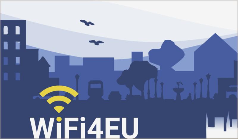Ilustración WiFi4EU