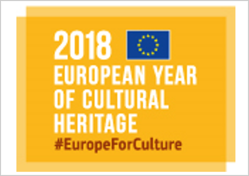 cartel del año europeo de la cultura.