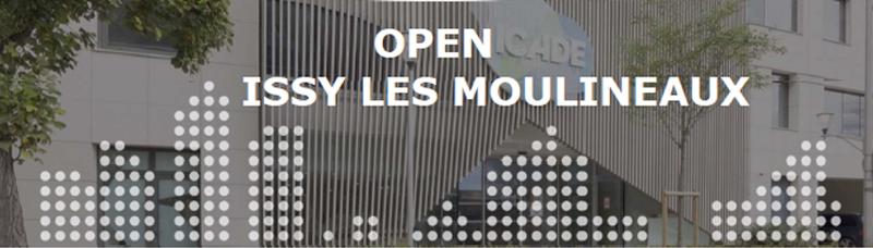 OPEN - Issy les moulineaux