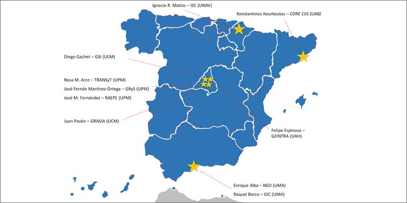 El papel de las redes de investigación en la construcción de la ciudad inteligente, análisis del caso de la red CI-RTI