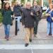 Un sistema de semáforos inteligente avisa a personas con discapacidad visual en la ciudad madrileña de Getafe