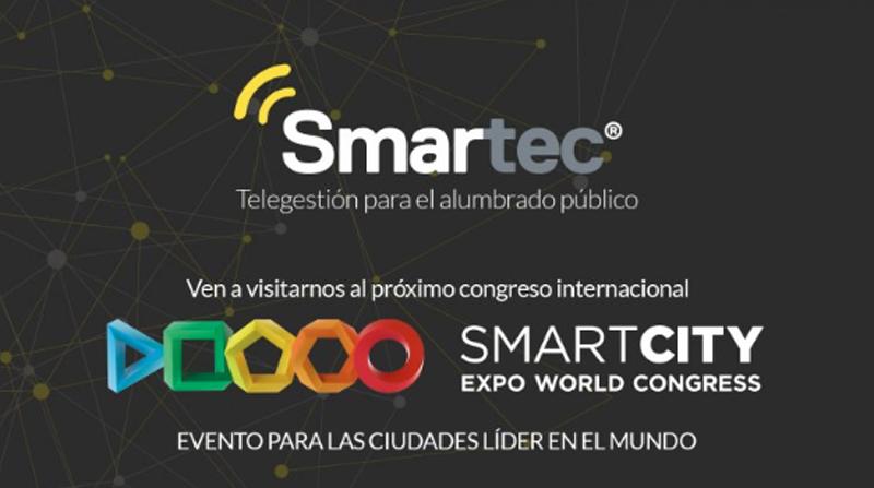 Cartel Salvi Smart City Expo World Congress 2019