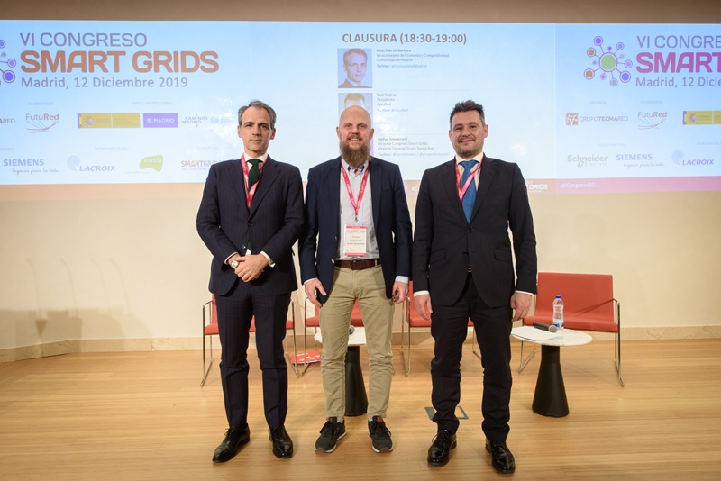 6 Congreso Smart Grids