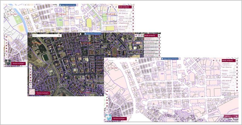 Planos de la ciudad de Cartagena