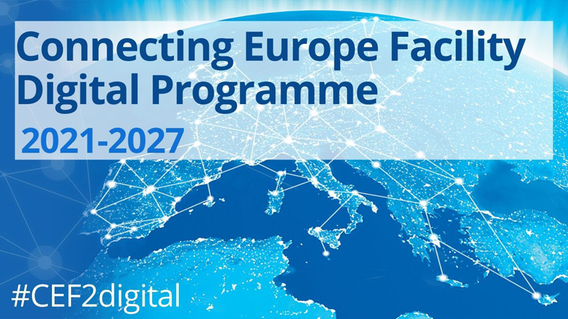 programa digital 'Connecting Europe Facility'