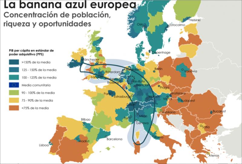 Figura 2. EOM https://elordenmundial.com/mapas/la-banana-azul-europea/.