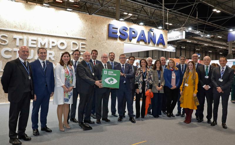 Pabellón España de la COP25