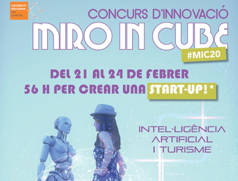 Concurso Miro in Cube