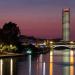 El aparcamiento Torre Sevilla contará con un punto de recarga rápida inteligente