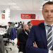 Bienvenido Espinosa, director adjunto de la Dirección de Servicios de Berger-Levrault España