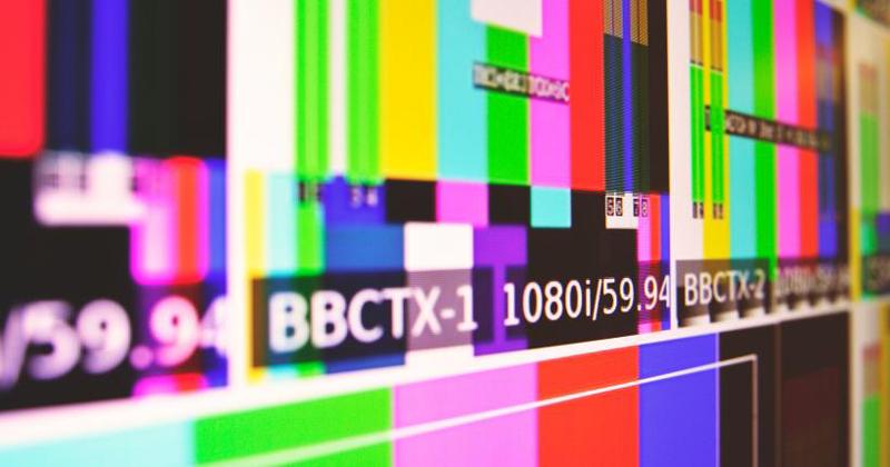 frecuencia televisión
