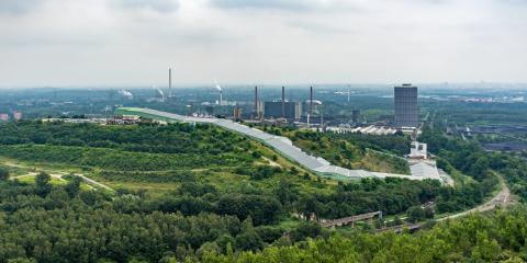 El proyecto iScape muestra la relevancia de los sistemas de control pasivo para mejorar la calidad del aire en las ciudades