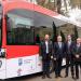 Málaga probará un autobús autónomo de tamaño estándar en una línea regular