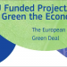 El Plan de Inversiones del Pacto Verde Europeo espera movilizar más de un billón de euros en financiación