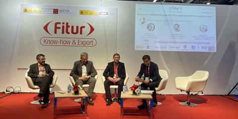 Segittur presenta una solución de realidad virtual basada en 5G aplicada al turismo