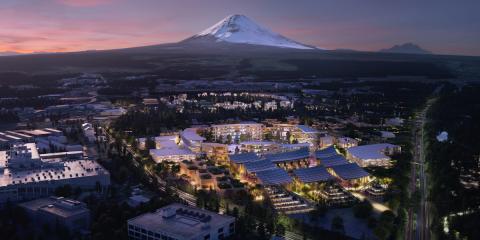 Woven City, la ciudad del futuro conectada y sostenible de Japón concebida como un laboratorio para desarrollar nuevas tecnologías