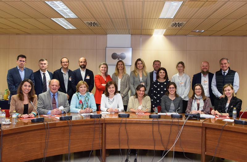 Primer comité técnico del VI Congreso Ciudades Inteligentes