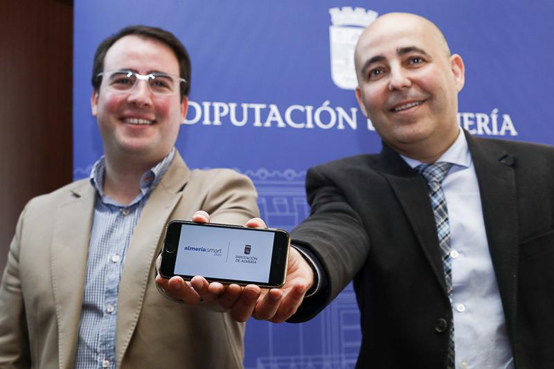 plan de transformación inteligente de Almería