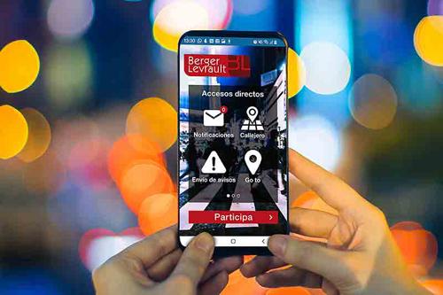 App Participa de Berger-Levrault