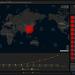 Diseñan un mapa interactivo para monitorizar los casos de coronavirus en tiempo real