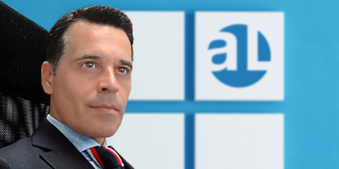 Francisco Coca, director de AL Fundación y del departamento de Marketing del Grupo AL