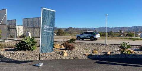 El laboratorio I+D inaugurado en Málaga ofrece a las empresas un entorno para realizar pruebas de conducción conectada