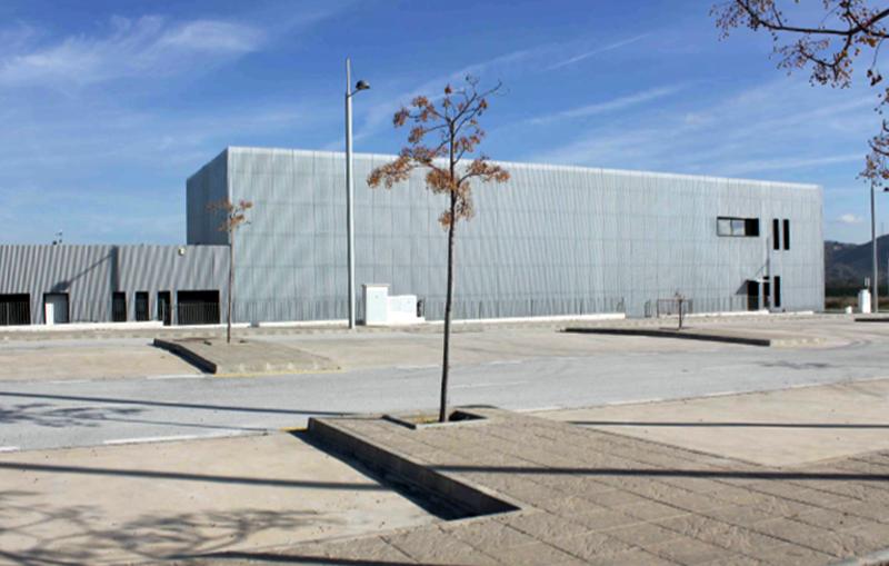 laboratorio I+D de Málaga