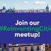 Encuentro entre empresas interesadas en participar en el concurso de Reinventing Cities en Madrid