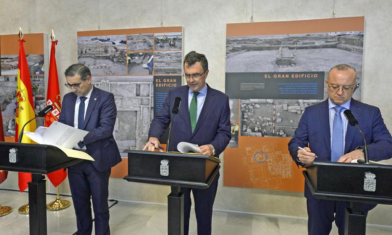 Firma de protocolo para la monitorización de la calidad del aire en Murcia