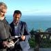 La provincia de Vizcaya vigila deslizamientos en sus carreteras mediante drones y control satelital