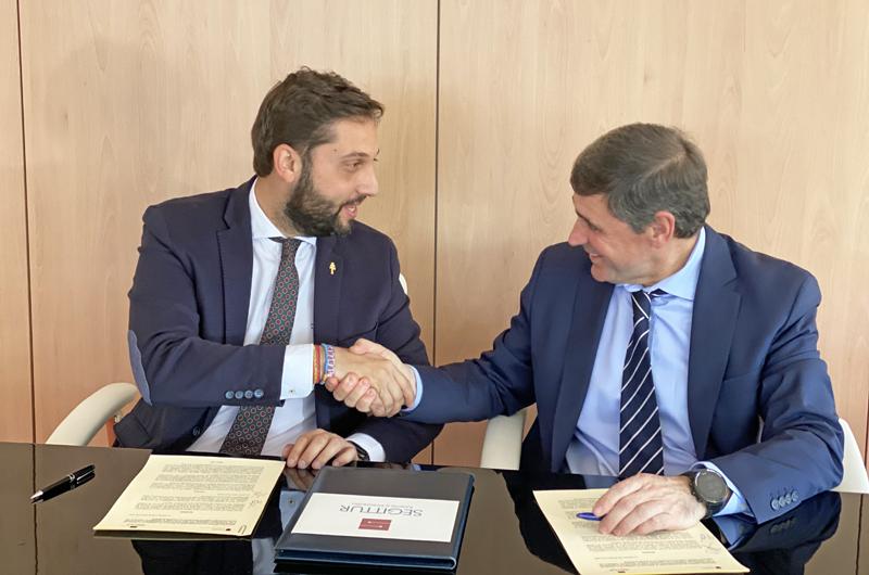 Segittur y Región de Murcia firman un acuerdo