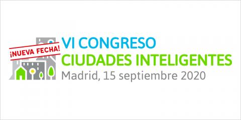 El VI Congreso Ciudades Inteligentes cambia de fecha y se celebrará el 15 de septiembre en Madrid reuniendo a todos los actores del sector