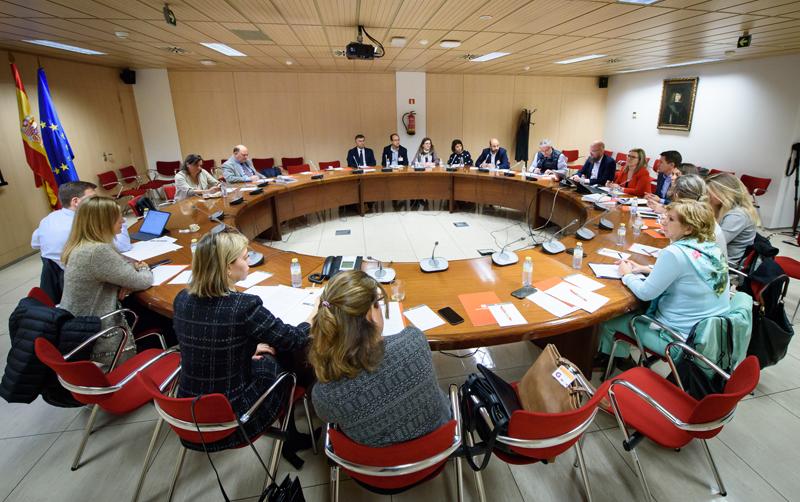 primera reunión comité técnico CCI6