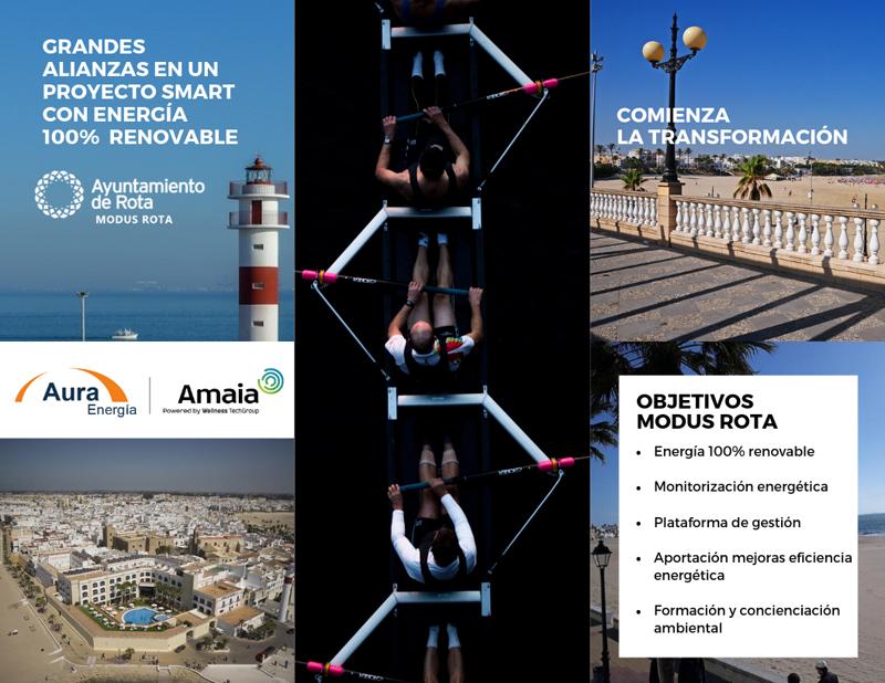 proyecto energía renovable Rota