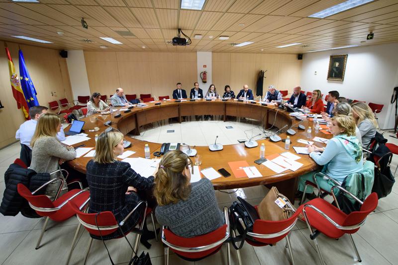 Primera reunión del Comité Técnico