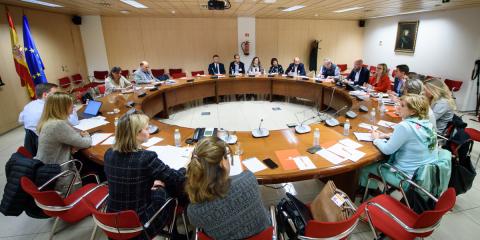 Primera reunión Comité Técnico del VI Congreso Ciudades Inteligentes