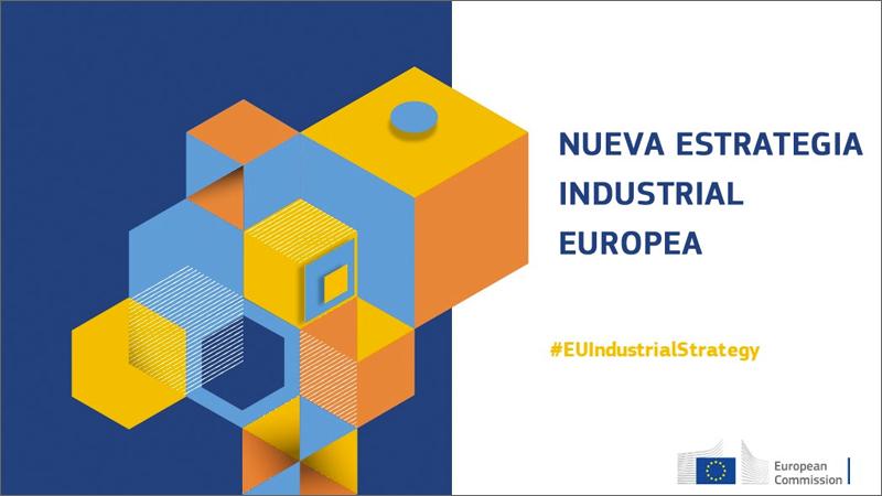 Estrategia industrial UE