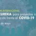 Convocatoria de la red Eureka para impulsar soluciones innovadoras contra el COVID-19