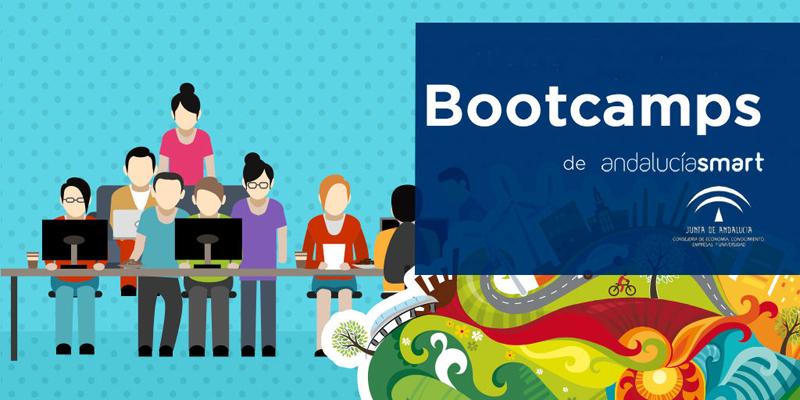 tercera edición de Bootcamps Andalucía