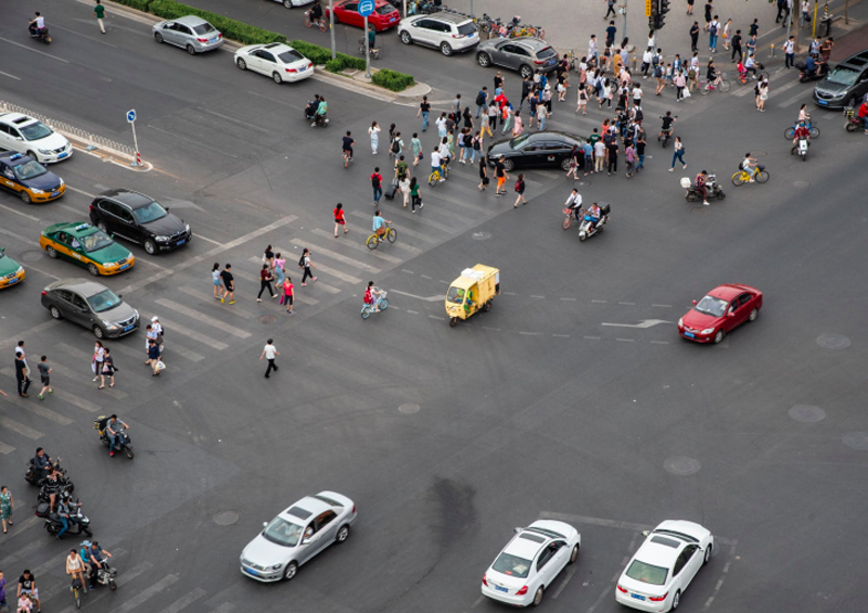 movilidad urbana colaborativa