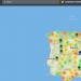 'Frena La Curva' incorpora un mapa de geolocalización para crear redes vecinales de ayuda