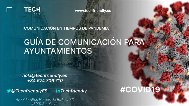 Guía de comunicación sobre el coronavirus para ayuntamientos