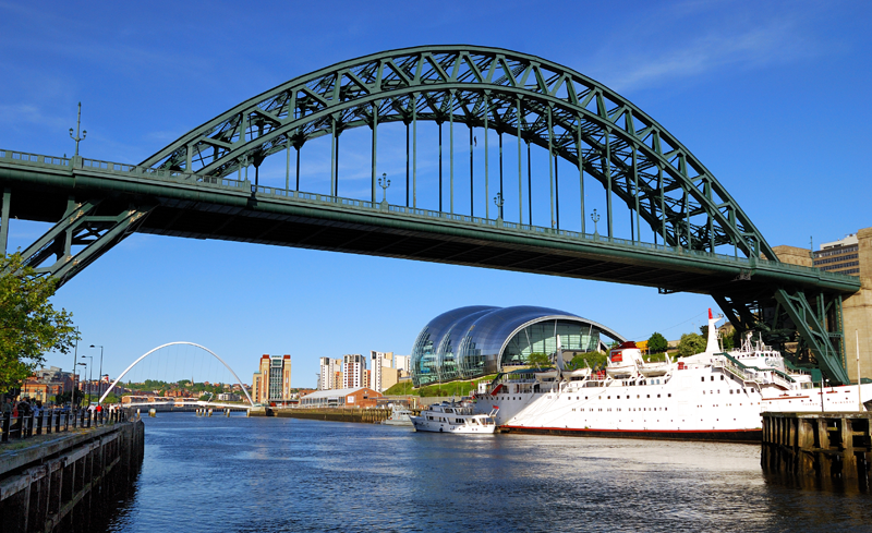 puente Tyne