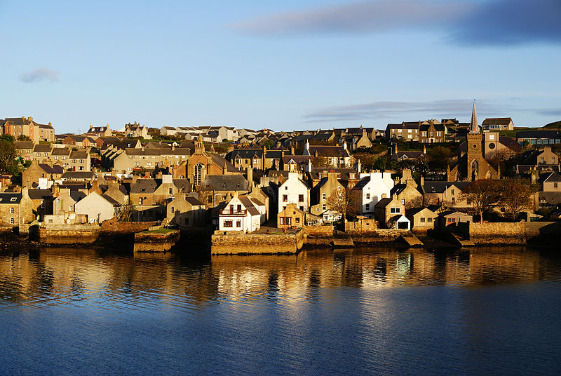 islas Orkney