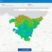 País Vasco publica una herramienta virtual para visualizar escenarios de cambio climático en la región