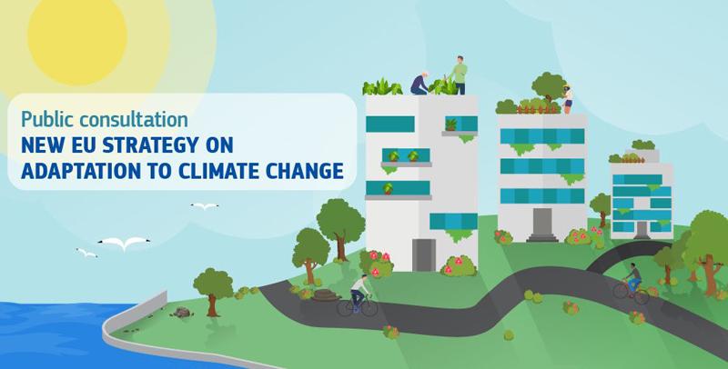 Consulta pública estrategia de adaptación al cambio climático de la UE