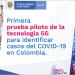 Colombia desarrolla su primer piloto 5G que servirá para controlar el COVID-19