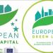 Se abren las convocatorias de European Green Leaf 2022 y Capital Verde Europea 2023