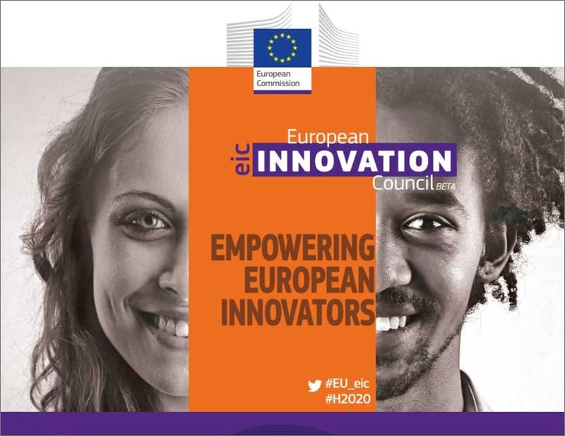 Pathfinder Pilot del Consejo Europeo de Innovación